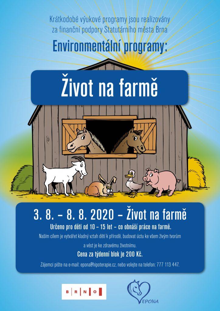 Život na farmě